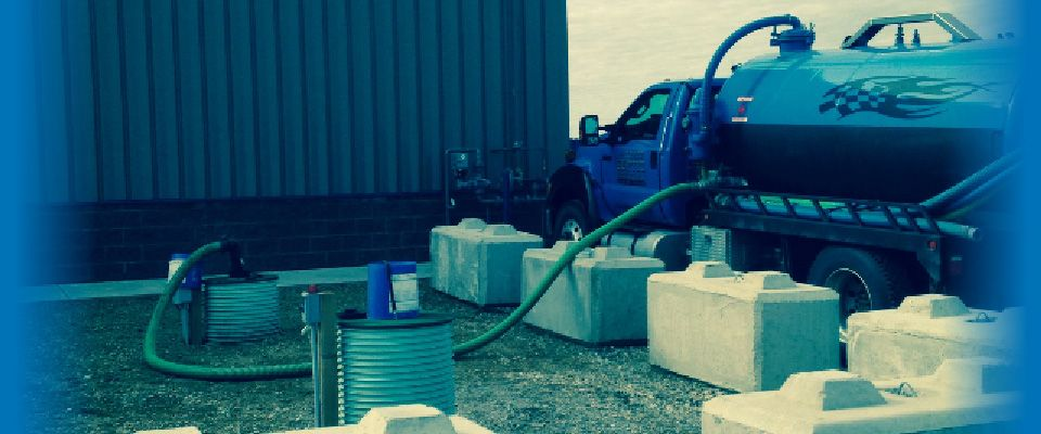 Lacombe Septic Service | Septic line